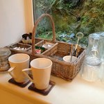Tea and coffee facilities.