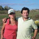 Les propriétaires récoltants du Domaine de La Borie Blanche