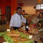 Chef Euler Viana consultor técnico de Gastronomia