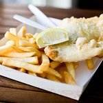 Barwon Heads fish and Chips