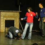 Bit Players: hilarious & fast-paced wit every Fri & Sat at the FHT. Live Improv Comedy! BYOB!