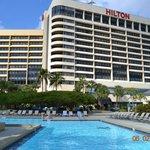 Precioso hotel cercanos al aeropuerto con trasfer gratuito al mismo.