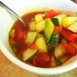 House-made Gazpacho soup