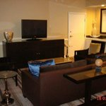 Suite 1607 - living room