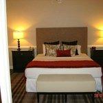 Suite 1607 - bedroom