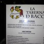 Foto de La Taberna de Baco
