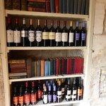 Une façon originale de présenter les vins
