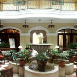 Lobby at the Iberostar Grand