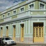 Exterior of the Iberostar Grand