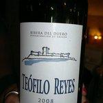Amazing wine