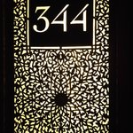 If this is your room number, just think about how opulent the room will be!