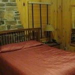 Bedroom cabin #10