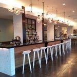 Cool bar area