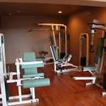 Some of our fitness area