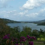 Overlooking Chagres River