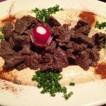 Byblos Best: Beef Tips and Hummus