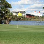 Panama City Beach attractions from #13 green