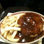 The Chicken & Mushroom Pie.