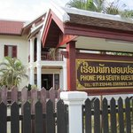 guesthouse facade