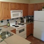 Kitchen: Fully equipped w/ dishwasher too!