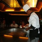 Teppan Grill - must make reservation