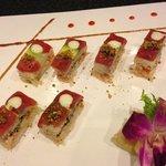 France sushi roll