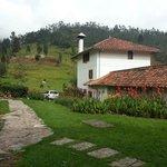 hosteria y jardines