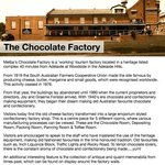 Melba's Chocolate Factory
