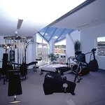 well equipped Gym in house