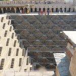 Amazing geometric steps to well
