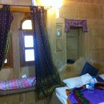 lovely bay window and room at shai palace