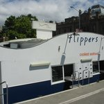 Flippers on Constitution Wharf