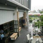 Cafe open area
