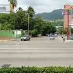 A unos pasos de Hotel Amueblados Lupita