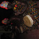 Gambiaan drum group