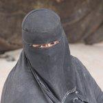 женщина пустыни