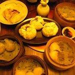 The Shanghai dumpling House