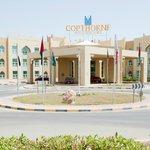 Al Jahra Copthorne Hotel & Resort Facade