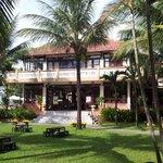 Restaurant at Vinh Hung resort