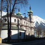 Jesuitenkirche Innsbruck (Universitätskirche)