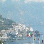 Amalfi dall'Hotel