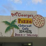 Papa George's Pizza