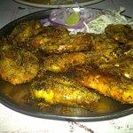 Rava Fried prawns - a MUST order !
