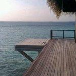 Residence villa sun deck