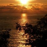Sonnenuntergang in Pangkor