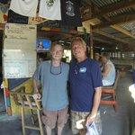 Me and Dunc, a Skidrow regular :)