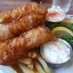 Best Fish & Chips! Photo: Virginia Marie Rodriguez
