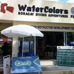 dive shop in station 3