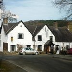 The West Arms in the Ceiriog Valley
