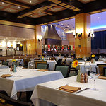 Welcome to Blu Italian Grille located in the Louisville Marriott Downtown.